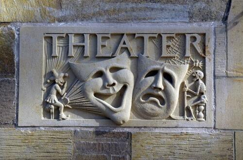 Theater Faces Image